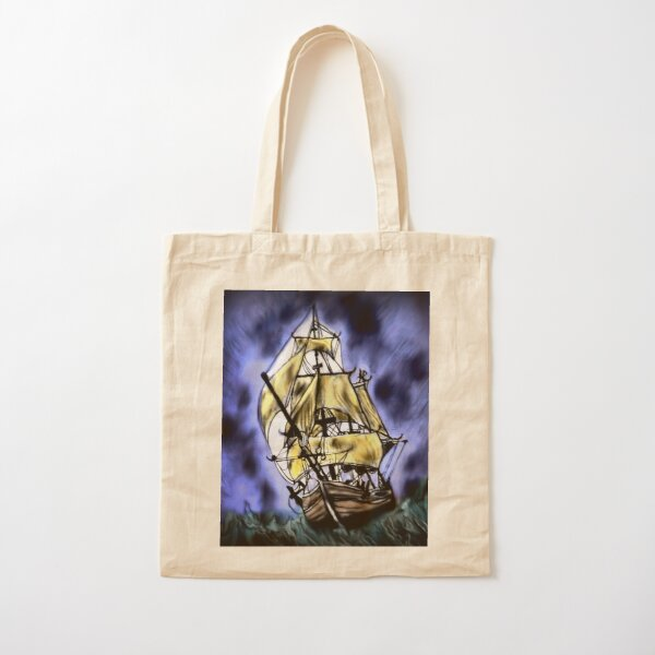 Relation Ship Cotton Tote Bag