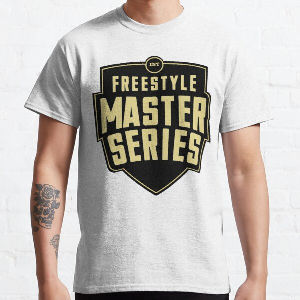 INTERNATIONAL FMS - Freestyle Master Series - Official Logo Classic T-Shirt