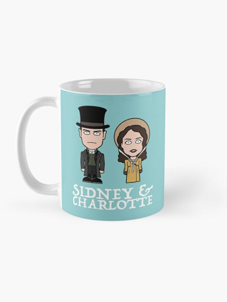 Alternate view of Sanditon: Sidney and Charlotte Mug