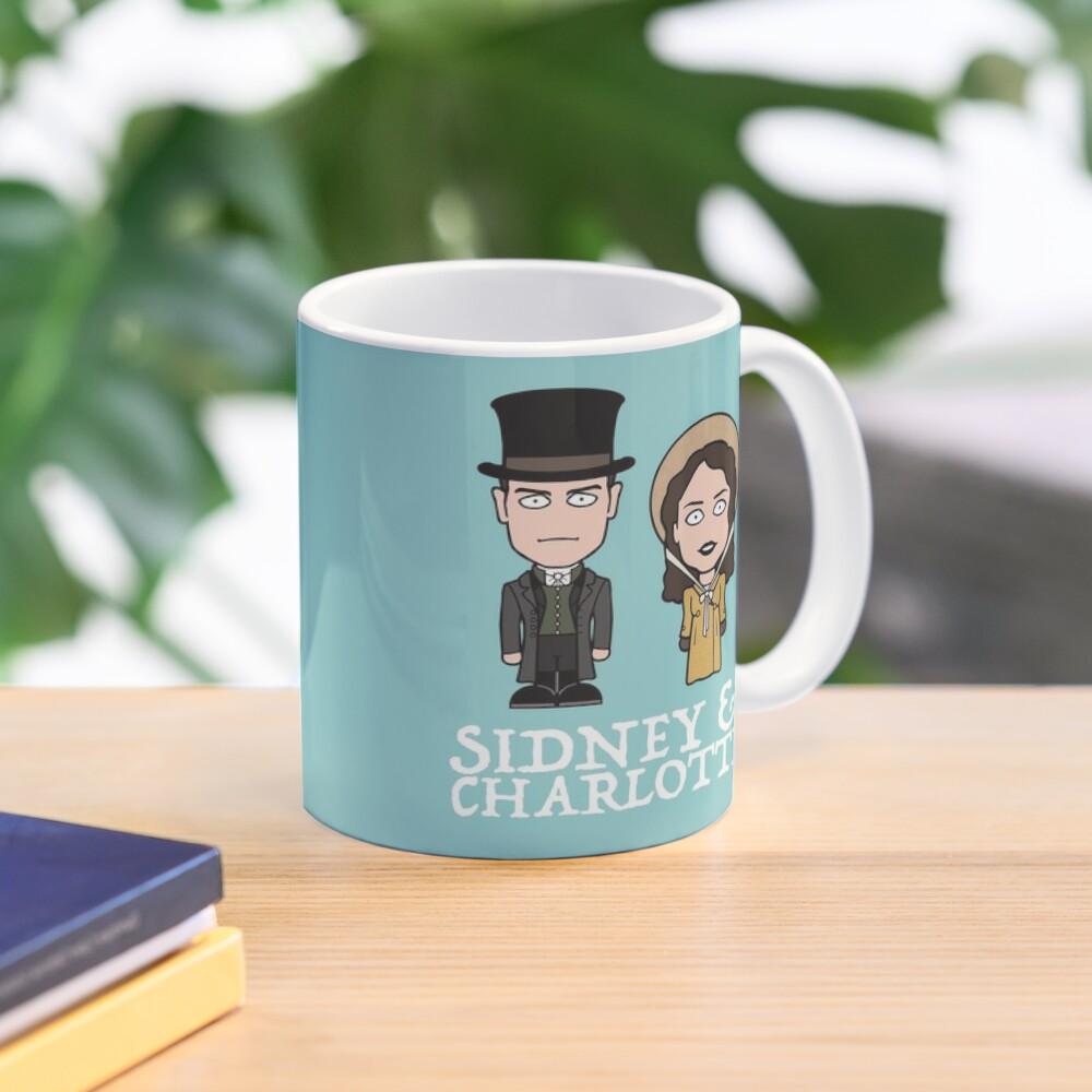 Sanditon: Sidney and Charlotte Mug