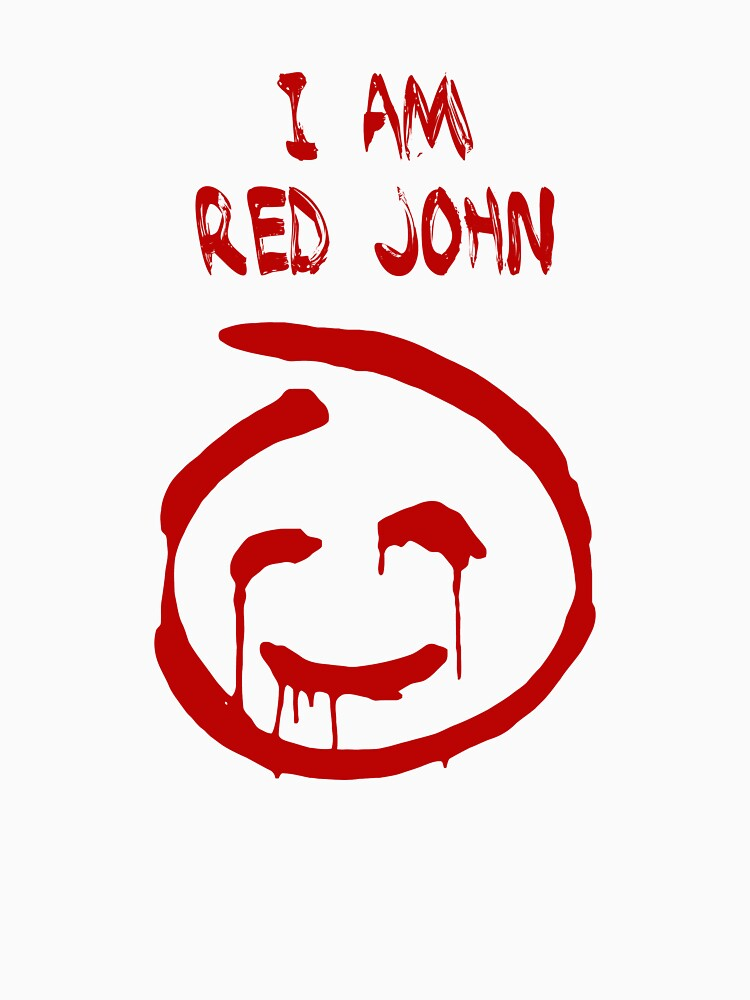 The Mentalist - I Am Red John | Unisex T-Shirt