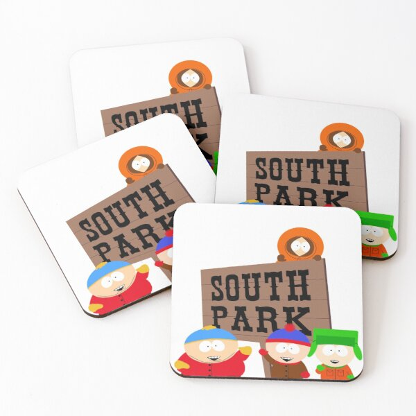 southpark Coasters (Set of 4)