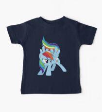 Rainbow Dash Baby Tee