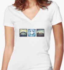 Gotta Love Sydney (1) Women's Fitted V-Neck T-Shirt