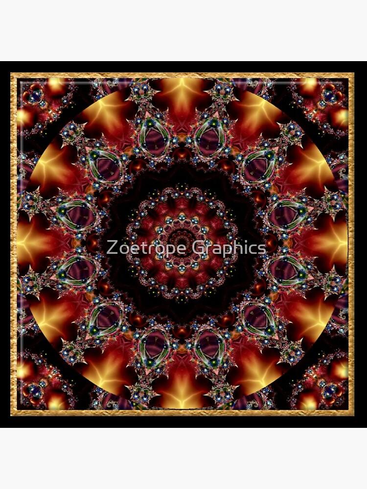 Krazy Kaleidoscope 1010 by CharmaineZoe