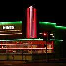 Diner Lights by artstoreroom