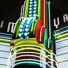 Sunday Matinee Lights by artstoreroom