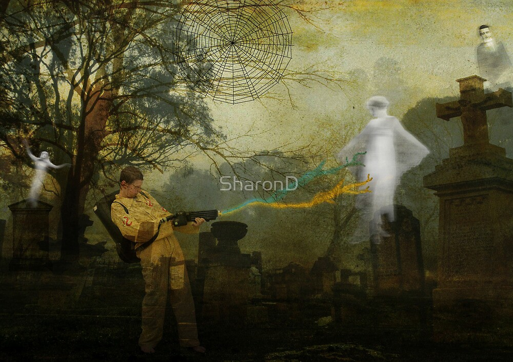 Who You Gonna Call by SharonD