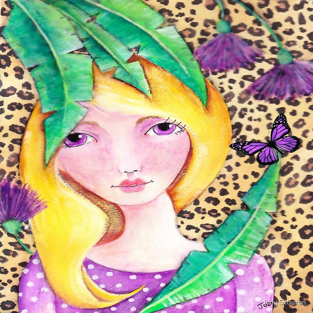 Jungle Girl by Judy Skowron