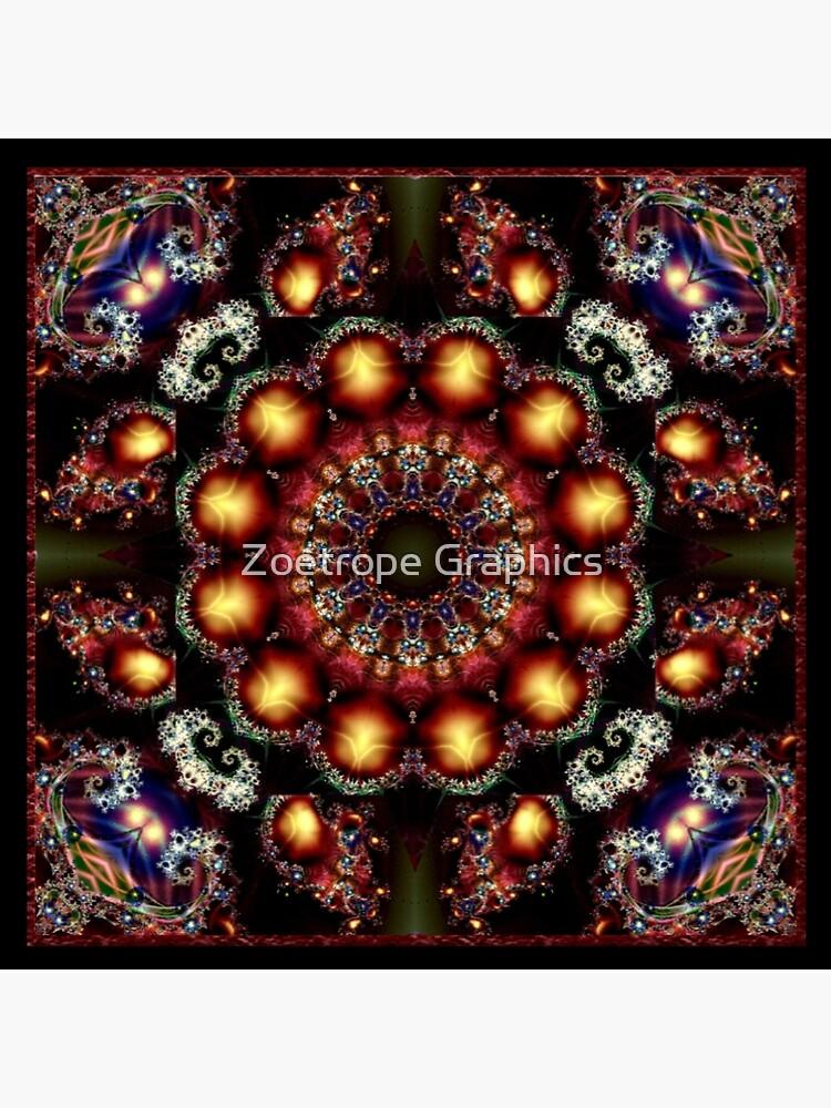 Krazy Kaleidoscope 1011 by CharmaineZoe