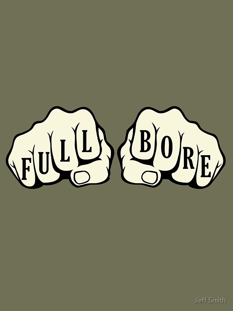 Full Bore by Jeff Smith
