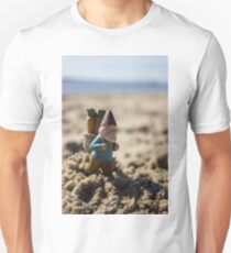 Sand Trudge Gnome Unisex T-Shirt