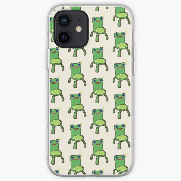 Froggy Chair iPhone Soft Case