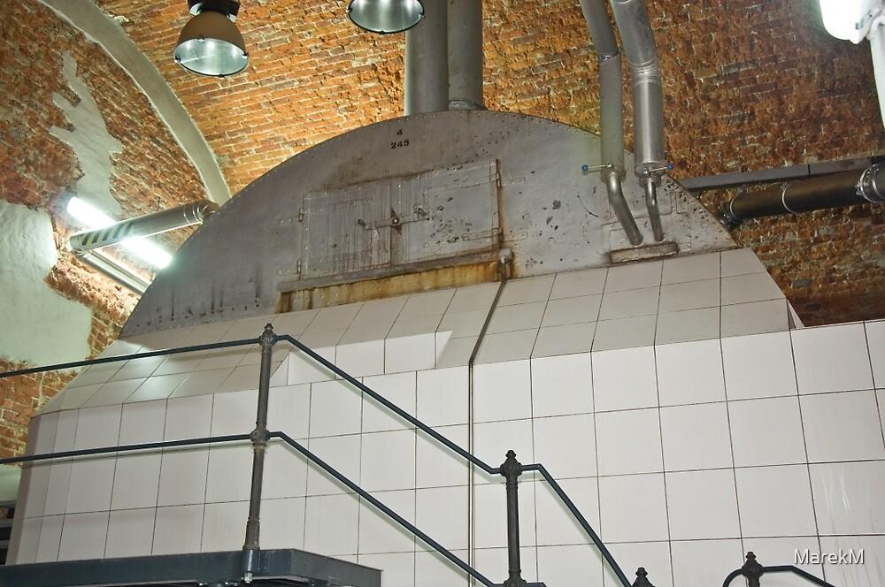 Boiler for brewing beer by MarekM