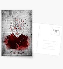 Pinhead Postcards