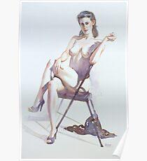 """""""Killer Heels"""" Poster"""