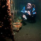Exploring The HMAS Perth by Jamie Kiddle