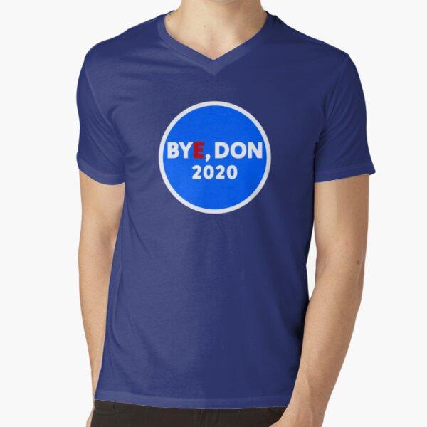 Bye, Don 2020 V-Neck T-Shirt