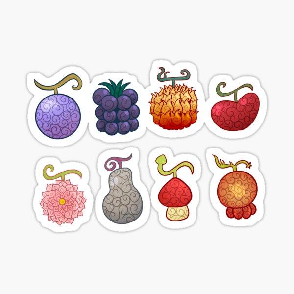 Fruits du diable Sticker