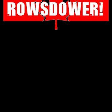 Rowsdower! by OxMann