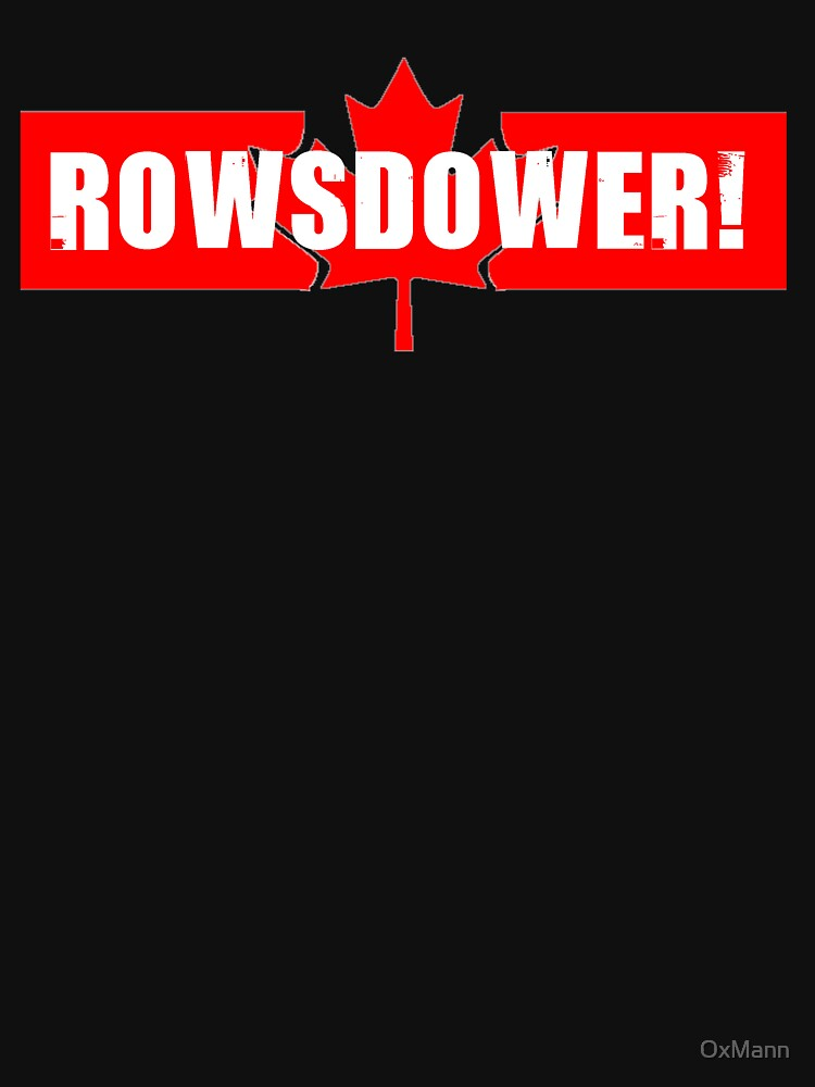 Rowsdower! | Unisex T-Shirt