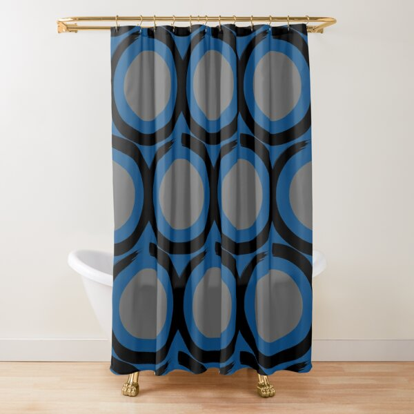 Vage Shower Curtain