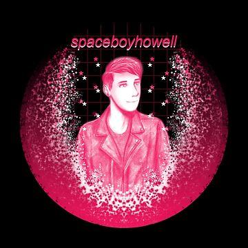 dan & phil - spaceboyhowell by DoodlesByAdzie