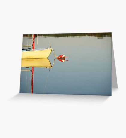 Beautiful Reflection Greeting Card