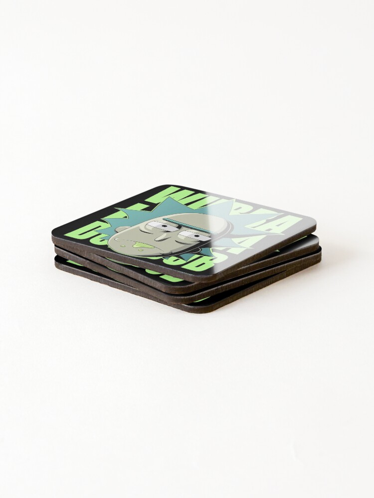 Alternate view of Rick Coasters (Set of 4)