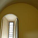 Sistine Chapel Window by johnnabrynn