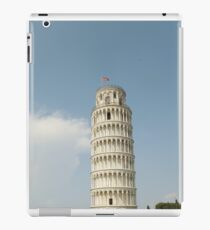 Leaning Tower of Pisa - Italy iPad Case/Skin