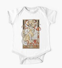 Rule 63: Ninetails One Piece - Short Sleeve