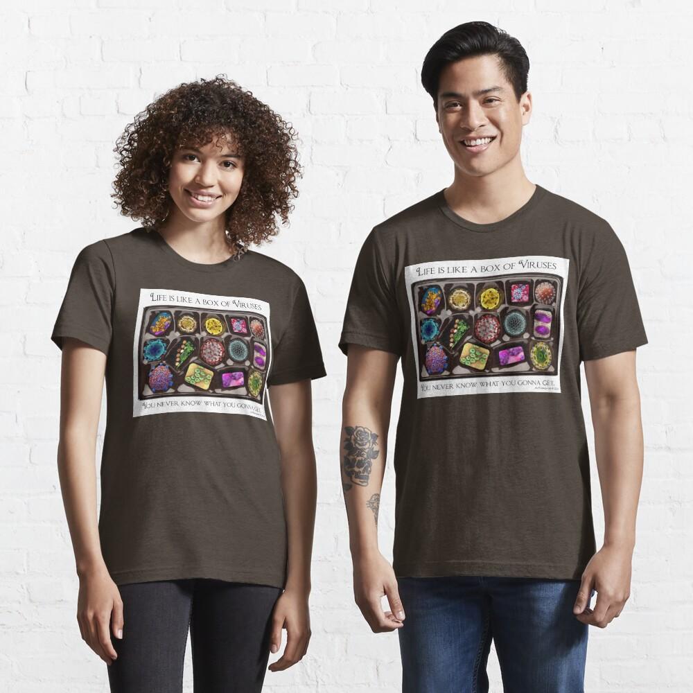 A Box of Viruses Essential T-Shirt
