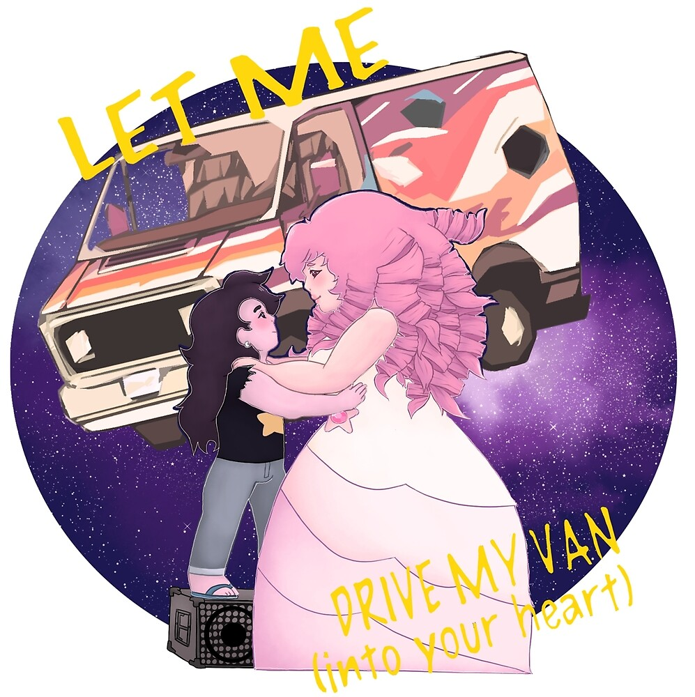 Let me Drive my Van into your Heart by ghostkitten