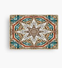 Krazy Kaleidoscopes 1014 Canvas Print