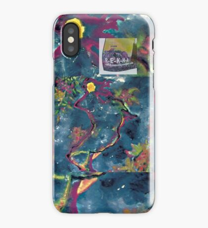 THE DANCER iPhone Case