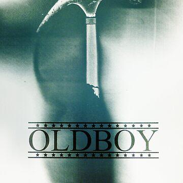 Oldboy Minimalist Poster by KNIGHTMARE