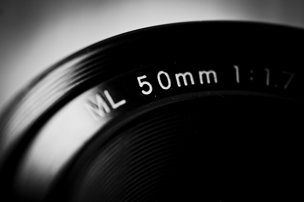 50mm Macro by Christopher Boscia