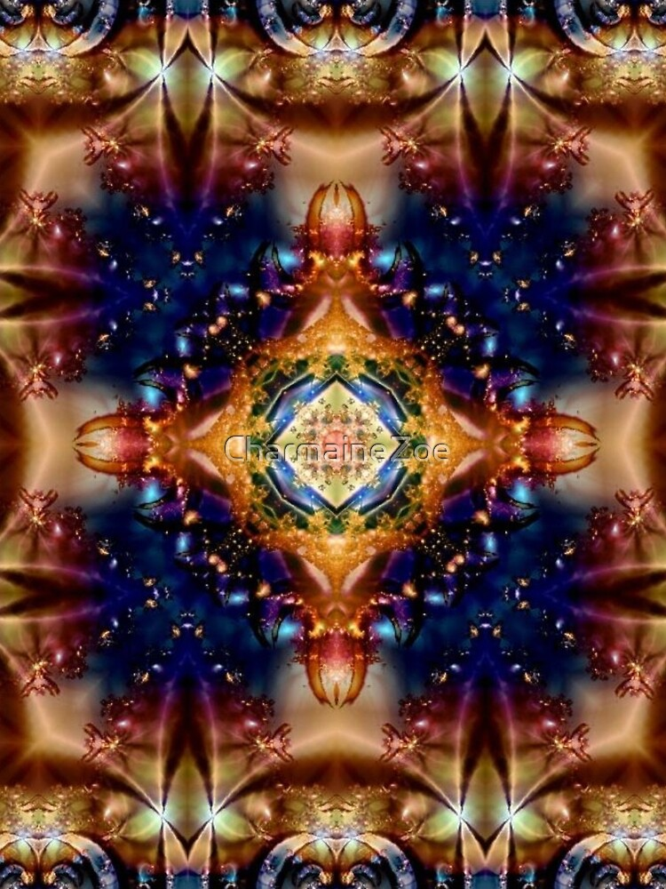 Krazy Kaleidoscope 1025 by CharmaineZoe