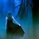 entering the dark unknown by Elisabeth Ansley