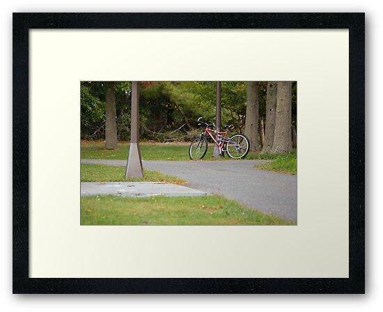 Quiet Bike by JoshuaRusso