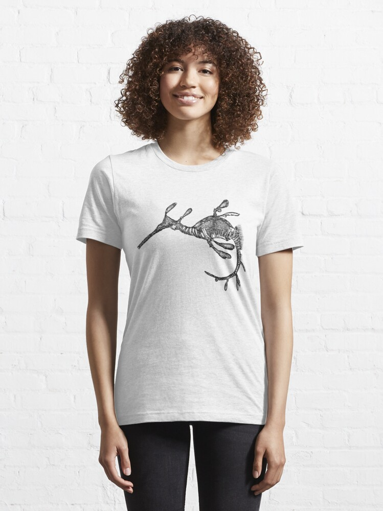 Alternate view of Pee-Jay the Baby Weedy Sea Dragon  Essential T-Shirt