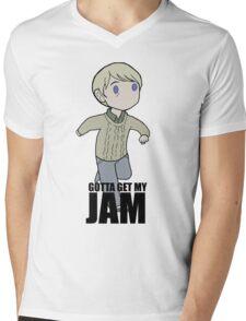 Gotta Get My JAM Mens V-Neck T-Shirt
