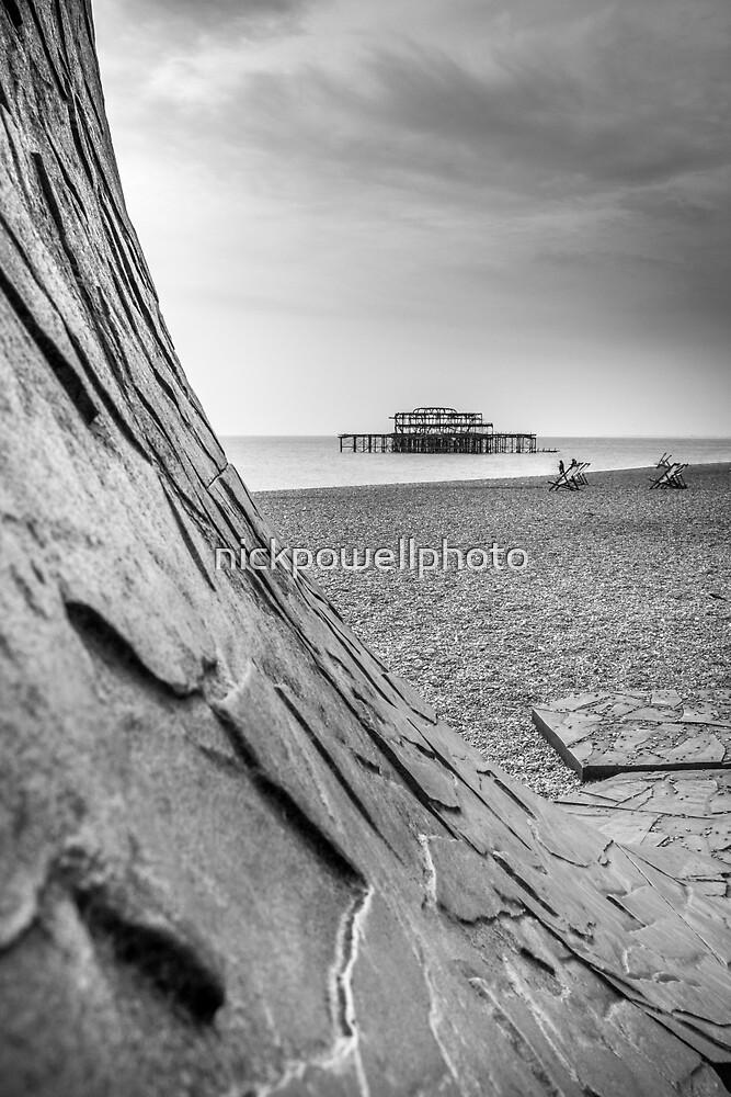 The West Pier - Brighton by nickpowellphoto