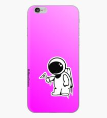 Lonely Astronaut - Pink Iphone case iPhone Case