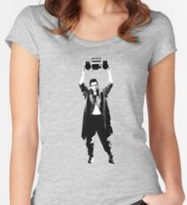 Dobler Women's Fitted Scoop T-Shirt
