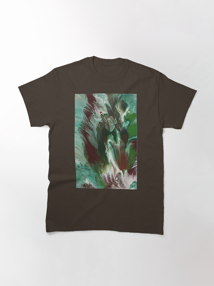 Alternate view of Fishes In The Sea Classic T-Shirt