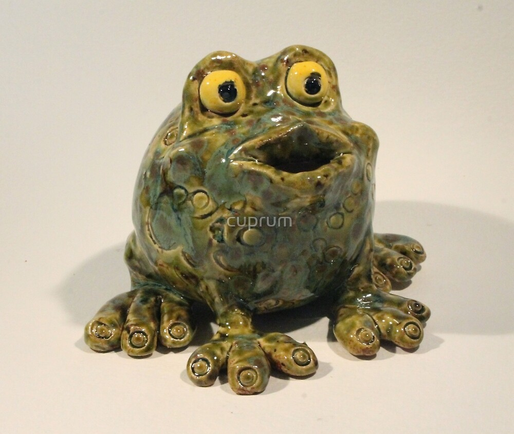 Frog by cuprum