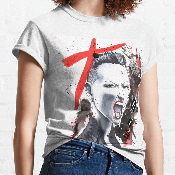Resist - female Classic T-Shirt