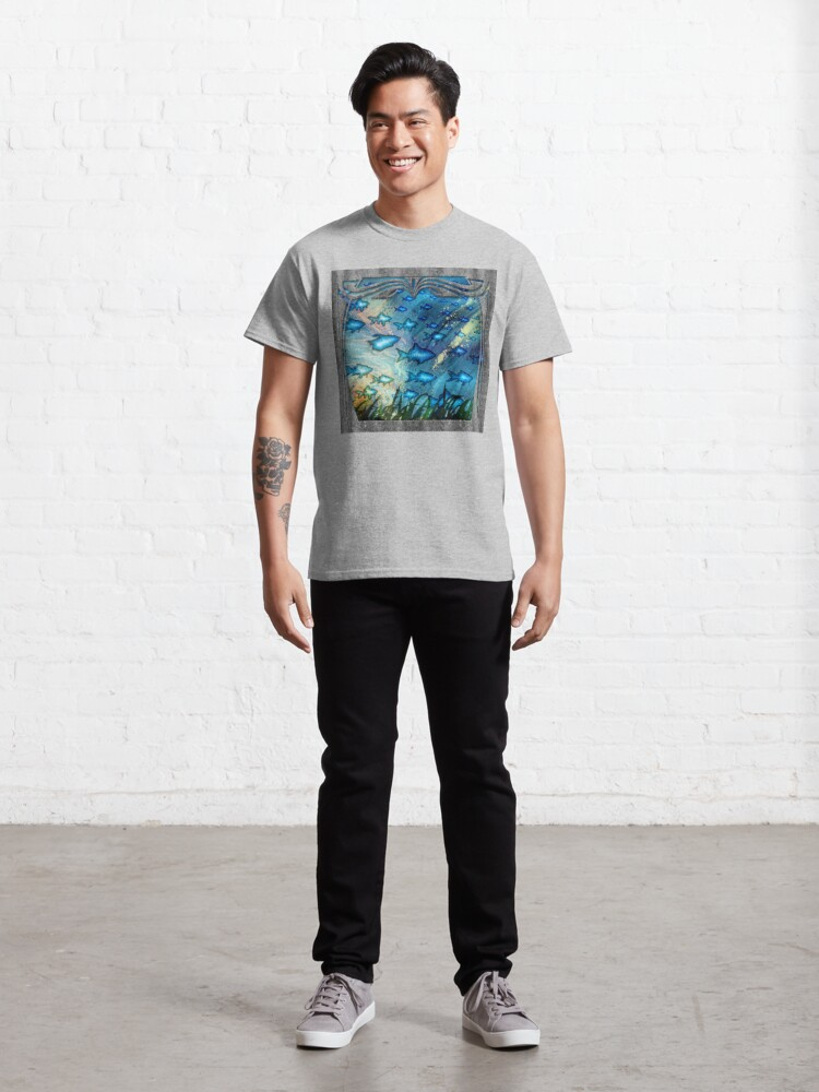 Alternate view of Atlantean Window Classic T-Shirt
